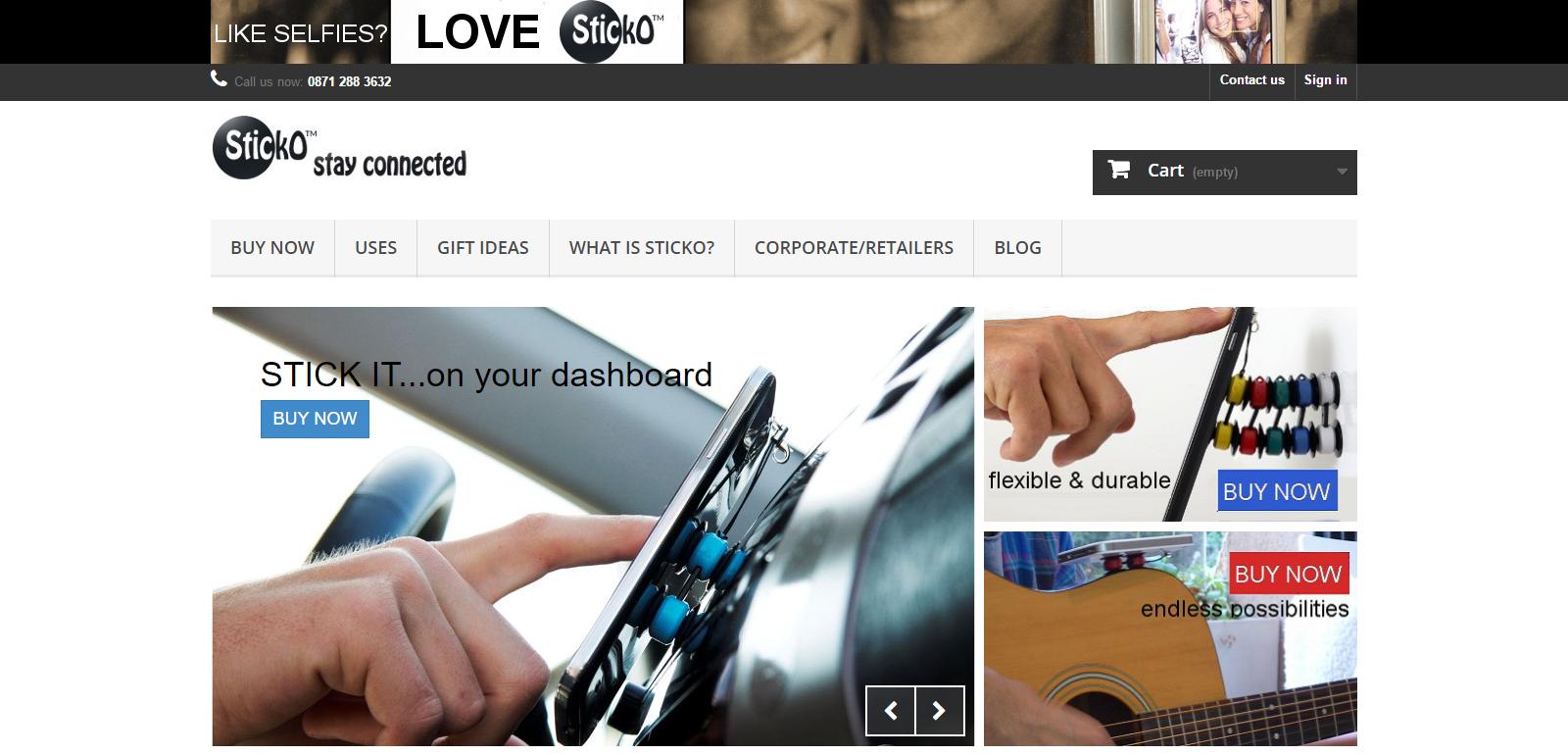 s-uk.co Website