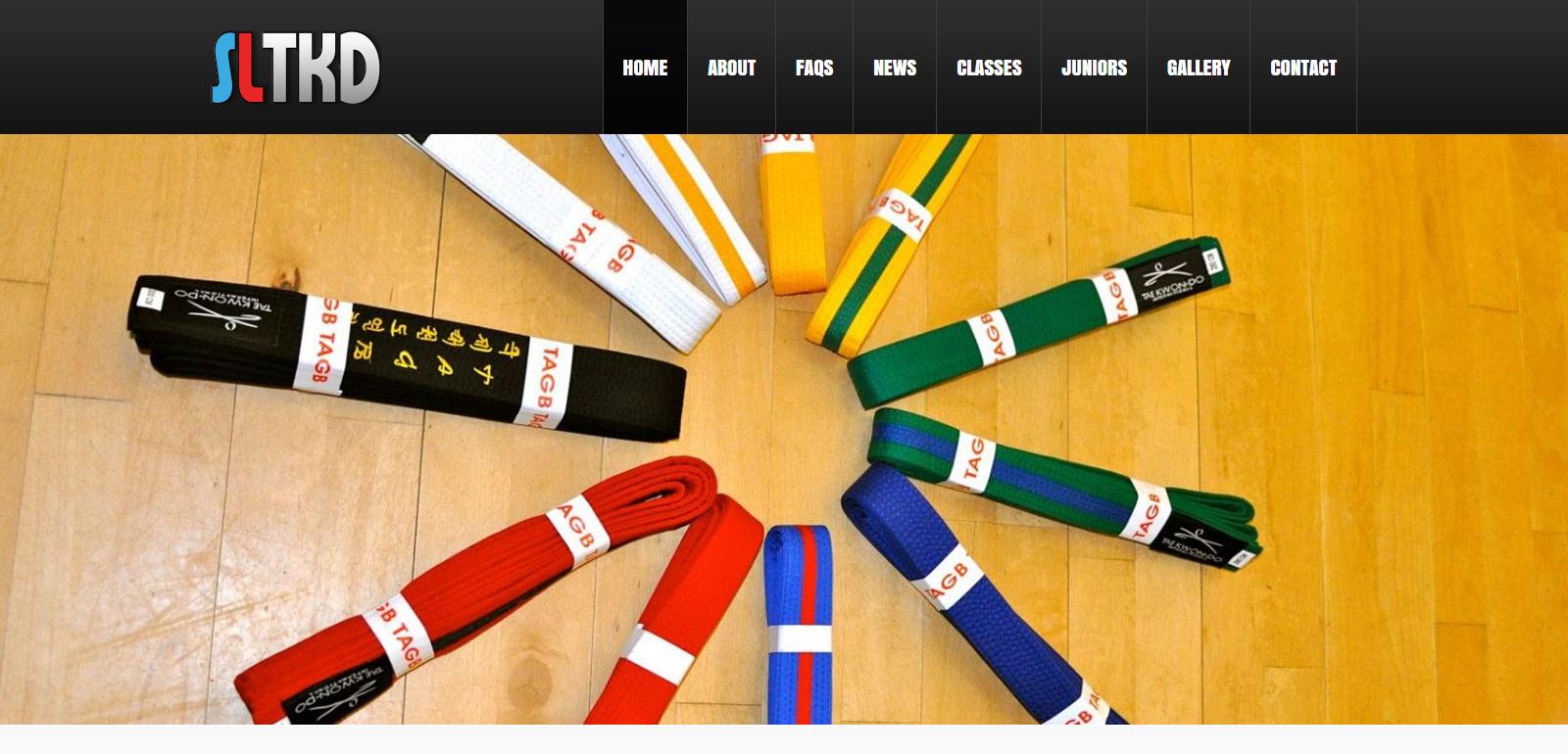 Taekwondo4u Website