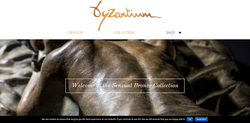 Byzantium Website