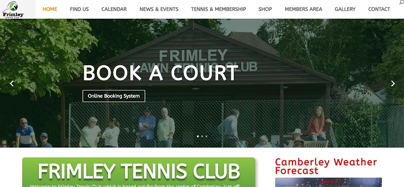 Frimley Tennis Club
