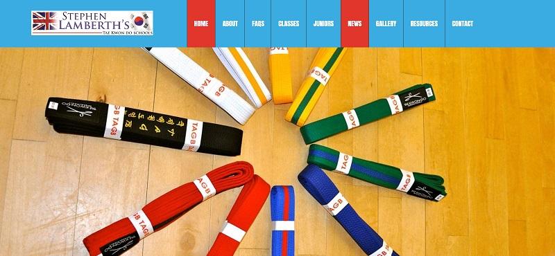 Stephen Lamberth's Taekwondo & Self Defence Schools