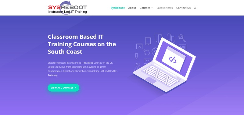 Sysreboot Website