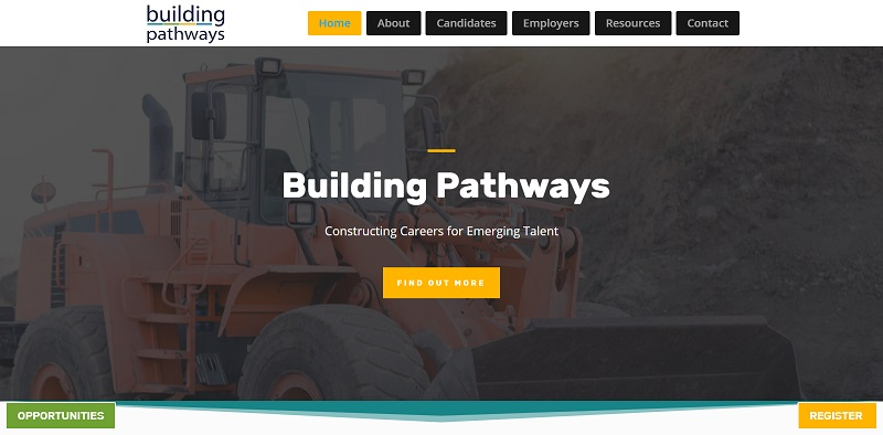 Building Pathways Website