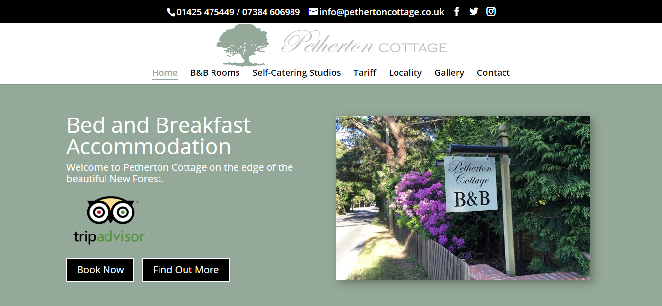 Petherton Cottage B&B