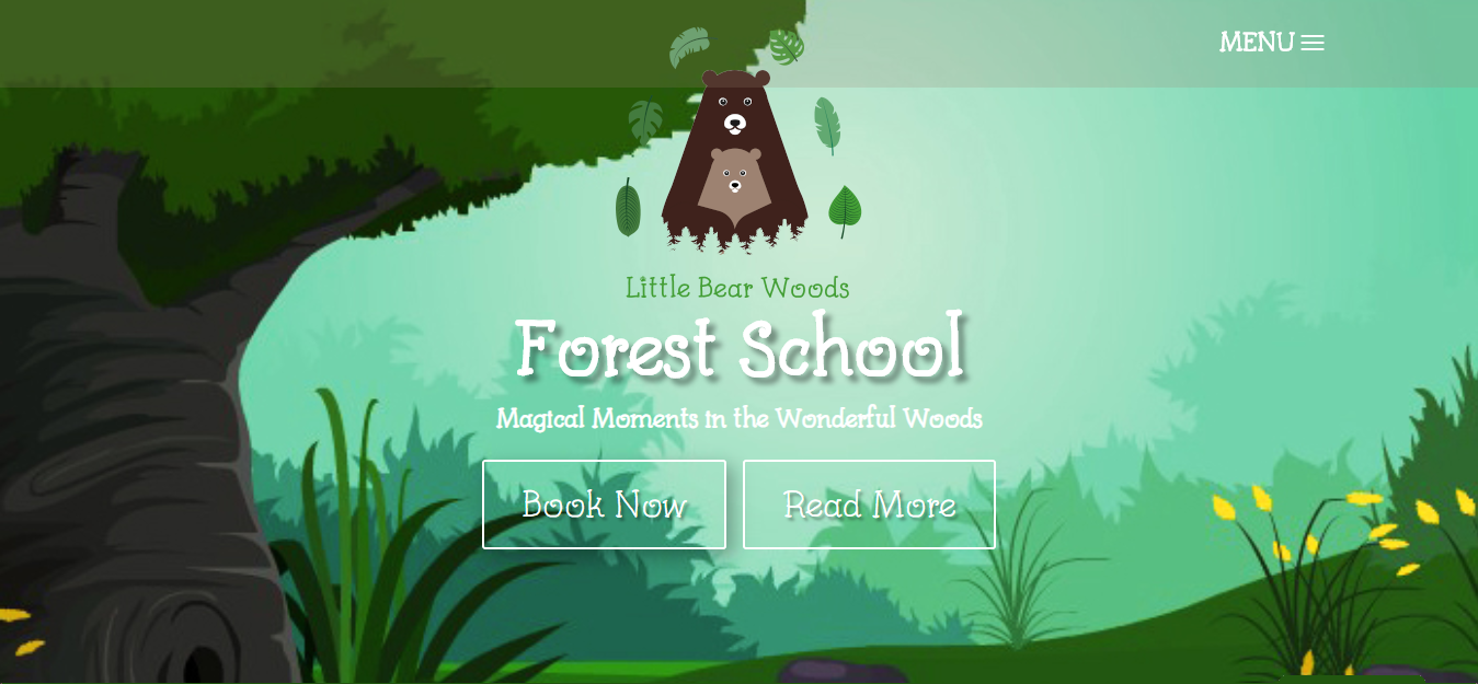 little bear woods website